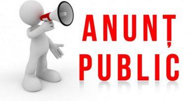 Anunt Public DEDICAT www.euroed.ro