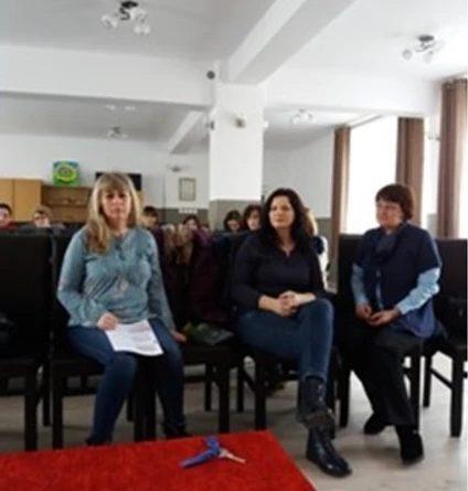 Participanti CSEI Suceva