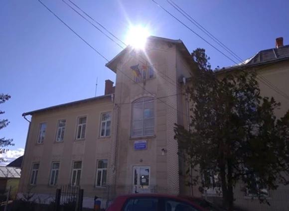 Scoala din Valea Moldovei in ziua vizitei