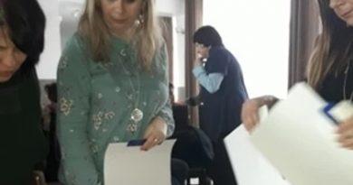 Prezenta in cadrul vizitei la CSEI Suceava