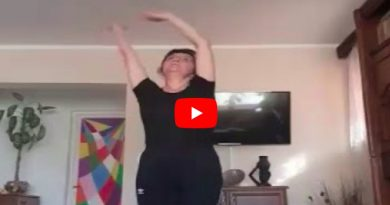 debut gimnastica online